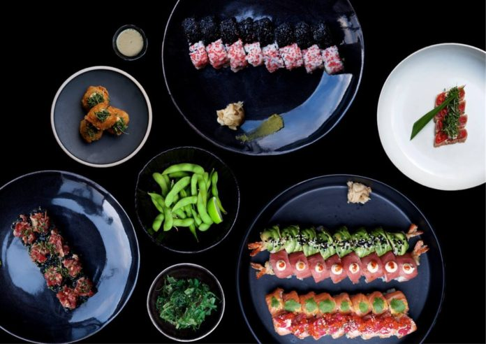 sushi albanigade odense