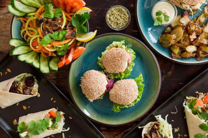vegansk restaurant odense
