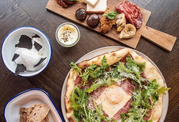 Nu kan du få sommer menu ved Gorm's pizza på Amfipladsen i Odense